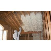 Утепление пенополиуретаном домов, мансарды, перекрытий, ангаров, фасадов