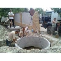 """Строительство выгребных ям и септиков - """"под ключ"""""""