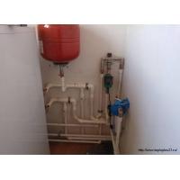 Услуги по монтажу систем водопровода и канализации