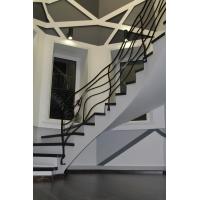 Строительство лестниц из монолитного бетона