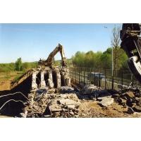 Демонтаж мостов
