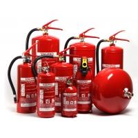 Зарядка, ремонт и обслуживание огнетушителей