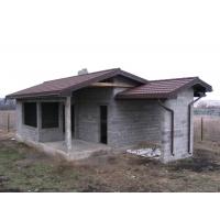 Строительство бань из блоков