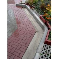Укладка брусчатки (тротуарной плитки)