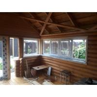 Специалисты СК «Славянский дом» профессионально и по доступной цене изготовят и установят  обсаду и окосячку для проёмов в деревянных домах, банях и беседках