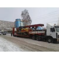 Перевозка негабаритных и тяжеловесных грузов по РФ и СНГ