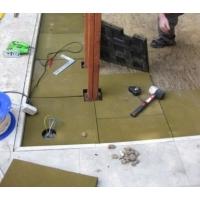 Монтаж резинового покрытия