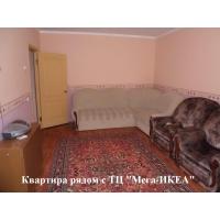 Квартира посуточно около тц Мега Икея