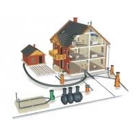 Установка систем водопровода, канализации, отопления