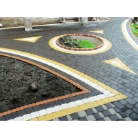 Тротуары, дорожки, площадки