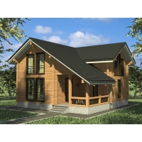 Специалисты СК «Славянский дом» профессионально и по доступной цене построят деревянный коттедж, дом, сруб бани
