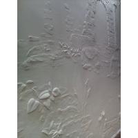 Художественная отделка стен Гипсовые барельефы