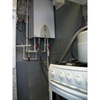 Промывка от накипи газовой колонки