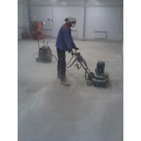 Шлифование бетонных полов и стяжек. Обеспыливание бетона