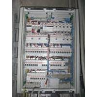 Сборка и изготовление электрических щитов по проекту заказчика