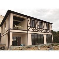Малоэтажное частное строительство