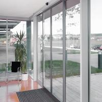Установка (монтаж) автоматических дверей
