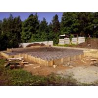 строительство фундаментов под малоэтажные дома и строения