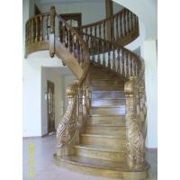 Дубовые лестницы под заказ.