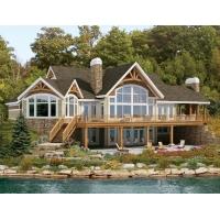 Строительство домов каркасно-деревянных загородных