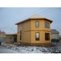 Строительство каркасно-панельных домов