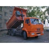 Услуги камаза 65115 до 15 тонн Песок щебень гравий и т. д.