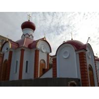 Архитектурные элементы для воссоздания православных храмов