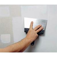 Шпатлевание стен под покраску