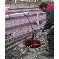 Бестраншейный ремонт трубопровода