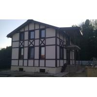 Утепление фасада зданий пенопластом