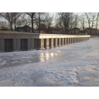Строим пруды,бассейны,пляжи при помощи шпунта ПВХ