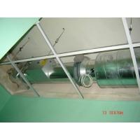 Вентиляция, водосливные системы