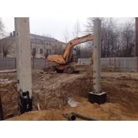 Разработка котлованов, вывоз грунта с последующей утилизацией