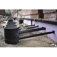 Монтаж ливневой канализации и дренажных систем