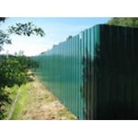 Забор из профлиста, сетки рабица, секции.