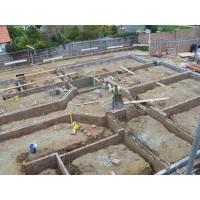 фундаментные и бетонные работы