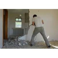 Демонтаж стен и перегородок