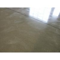 Обеспыливание и упрочнение бетона