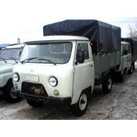 Грузоперевозки (междугородние) на УАЗ-3303