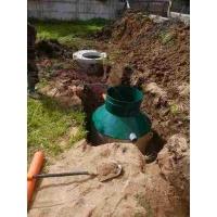 Монтаж септиков, дренажей, ливнёвых канализаций