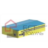 Проекты складских помещений и комплексов
