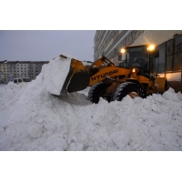 Зимняя уборка территории