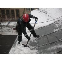 Очистка крыш.Уборка снега с крыш в Самаре.Очистка кровли от снега.Высотные работы.Промышленные альпинисты.89171024277