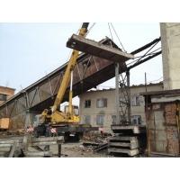 Демонтаж зданий, сооружений, металлоконструкций любой сложности