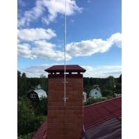 Профессиональная молниезащита домов и коттеджей