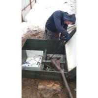 Обслуживание и ремонт септиков