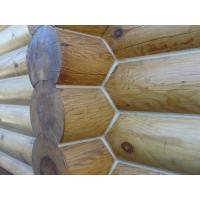 Технология «теплый шов» для деревянного дома