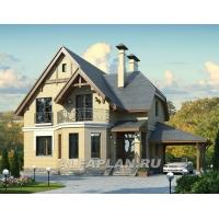 Разработка готовых проектов коттеджей, частных домов