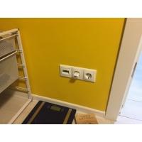Работы по электромонтажу в квартире (г. Ступино)