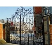 металлоконструкции, ворота и ковка!